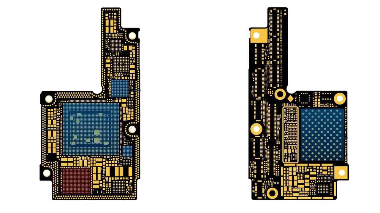 пайка микросхем iPhone X